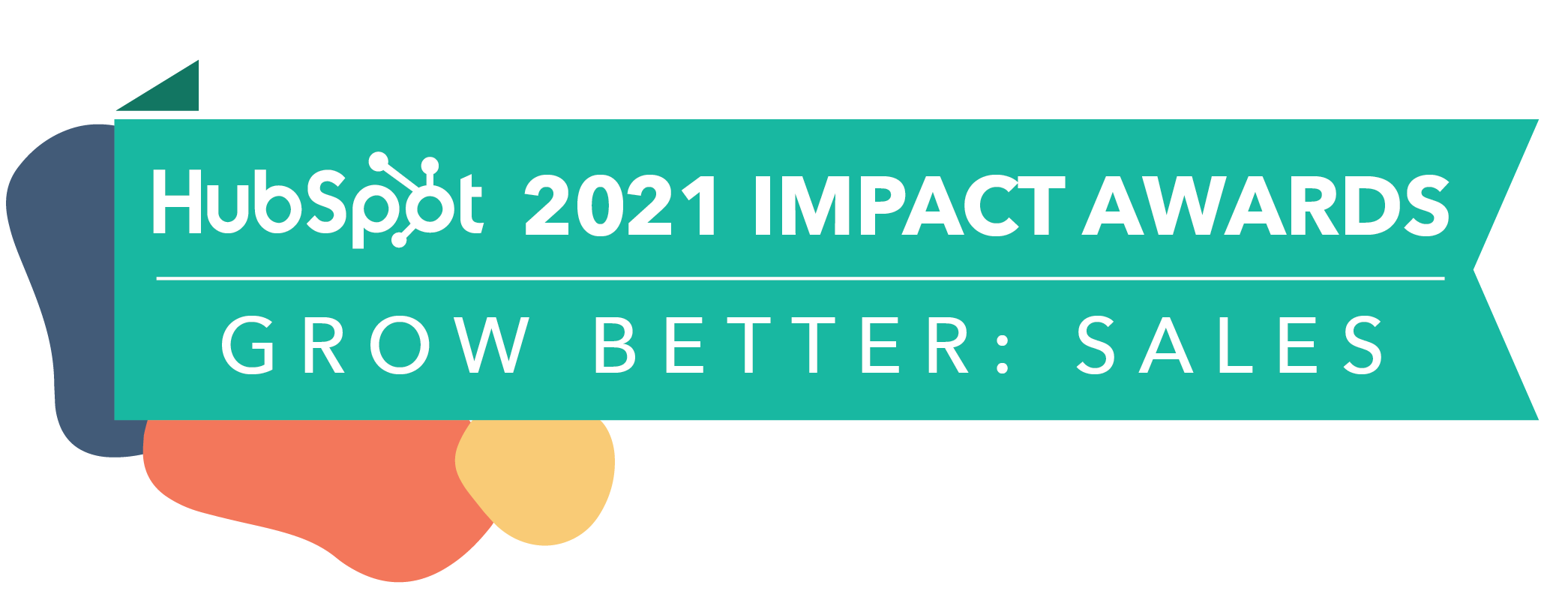 Hubspot Impact Awards Sales 2021 Q1