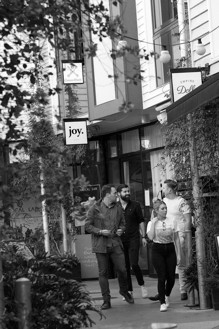 Neighbourhood - Bakery Lane