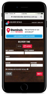 Conversational Marketing Strategy used by Australian Dominos to increase Sales