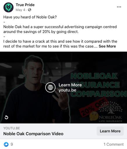 Social media bite-sized videos