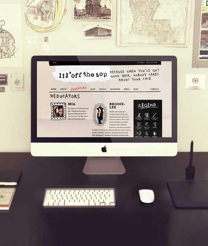 lott-website-mockup