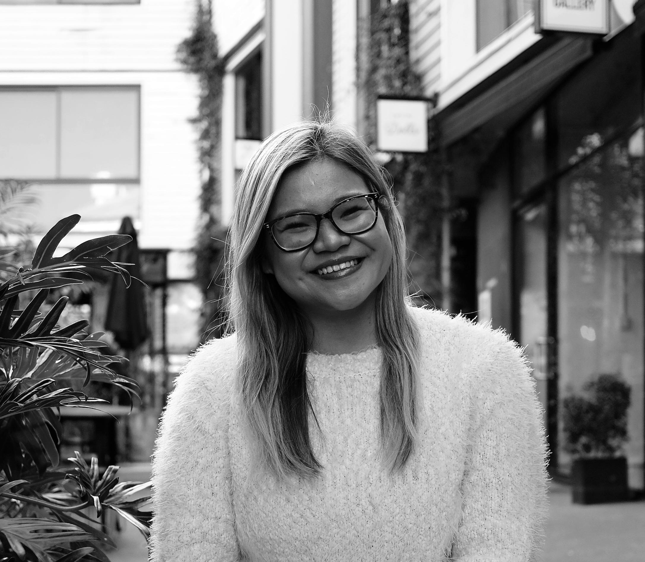 The Author Delphine Chan of Neighbourhood Australia - Written for Marketing & Sales