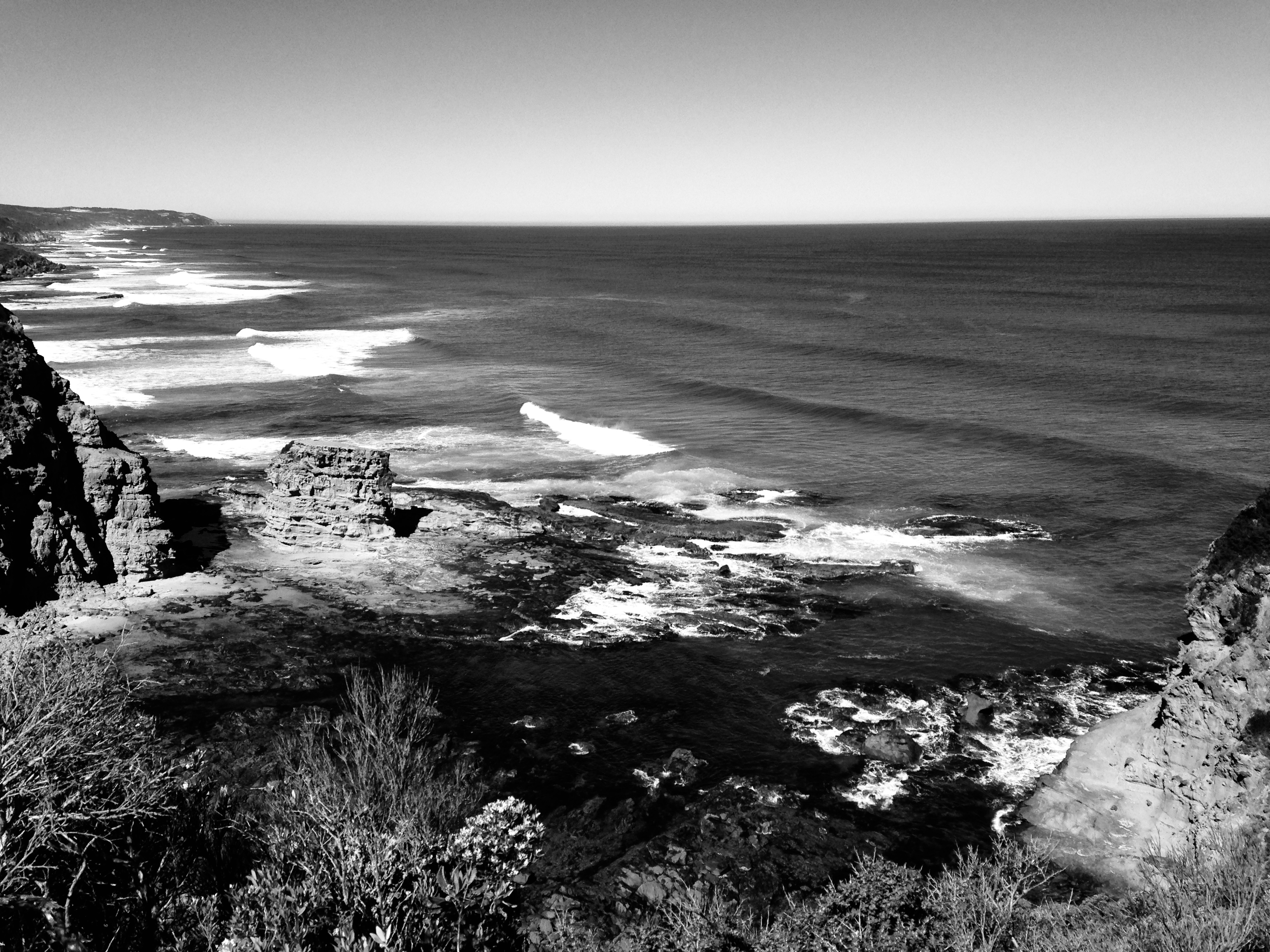beach-near-Melbourne-Australia
