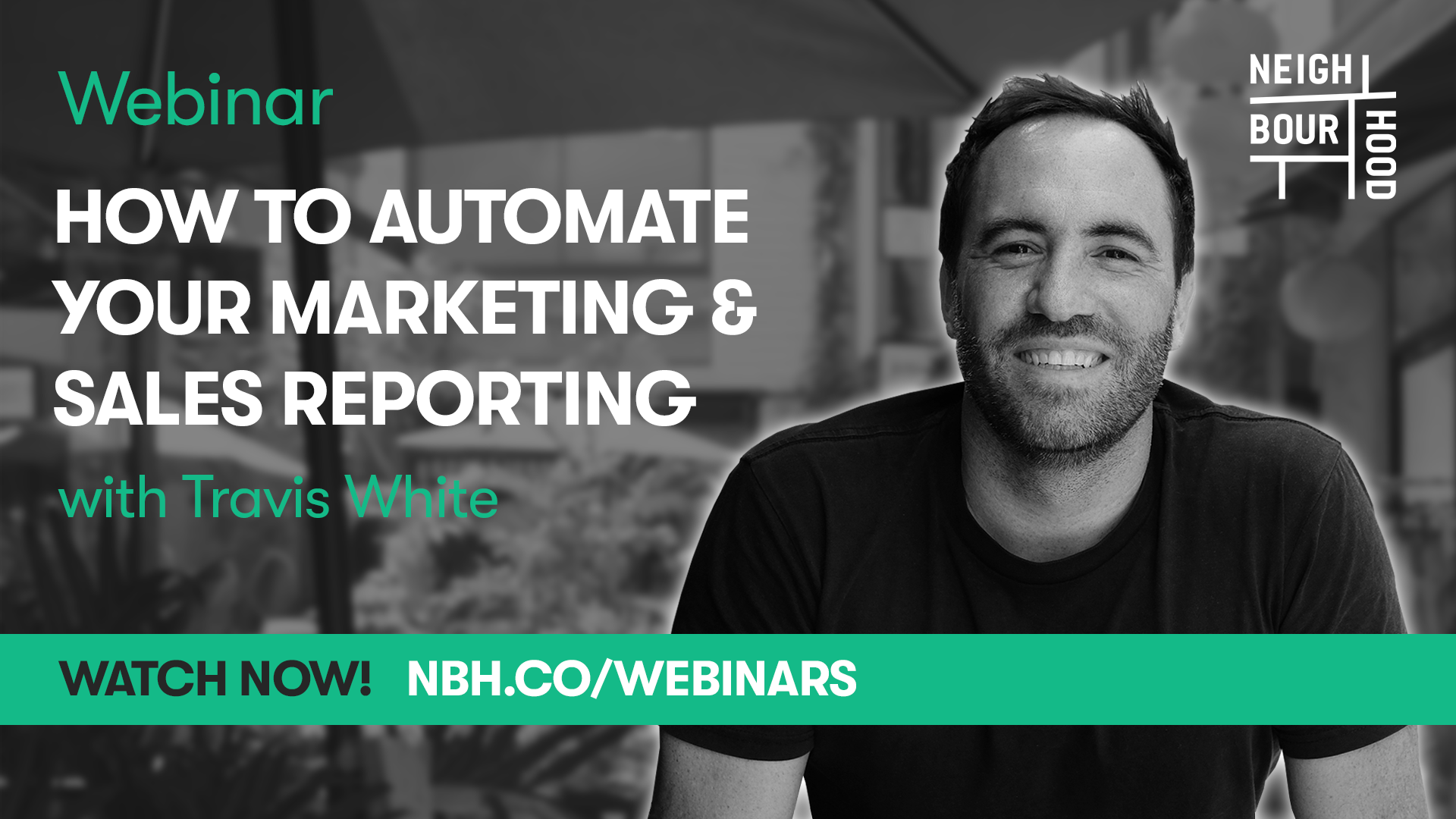 How to Automate your Marketing & Sales Reporting