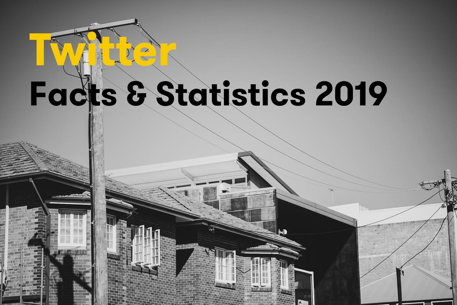 Twitter Facts & Statistics 2019 [Infographic]